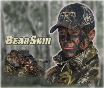 Bearskin T.C.T. (Temporary Camouflage Tattoo) Advantage Max-4  - CLEARANCE
